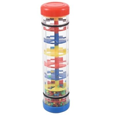 Early Learning Centre Baby Music Rainmaker instrument toy Tube shaker  PK