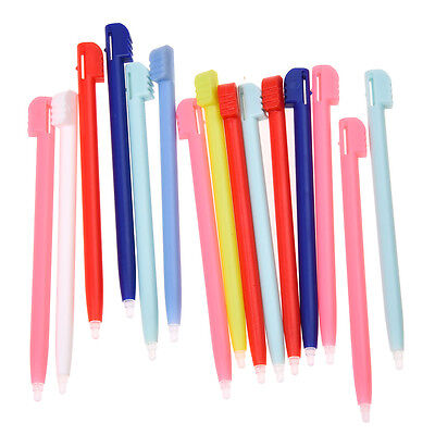 15 x Color Touch Stylus Pen For NDS NINTENDO DS LITE K1O6