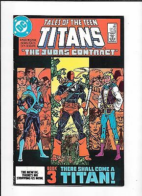 Tales Of The Teen Titans #44 ==> Vf+ 1St Appearance Of Nightwing 1984