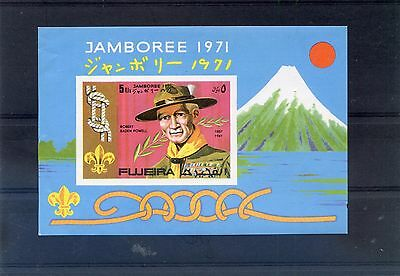 JAPAN - Boy Scouts, Sc 1090, 1971, 13th World Jamboree, MNH