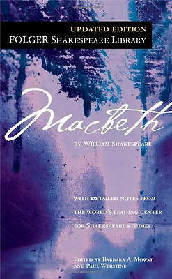Macbeth (Folger Shakespeare Library) NEW [PAPERBACK] FREE SHIPPING