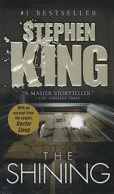 The Shining, Stephen King NEW [PAPERBACK] FREE SHIPPING