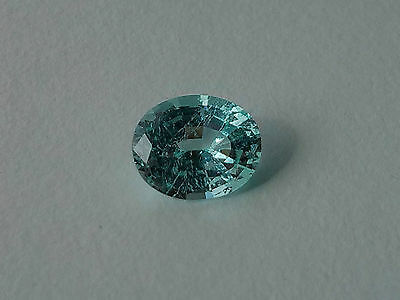 PARAIBA TOURMALINE FROM MOZAMBIQUE, LOOSE STONE (1.06ct), WITH CERTIFICATION