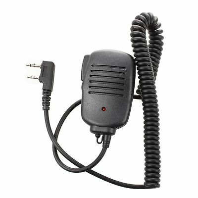 Two-way Handheld Speaker Mic Microphone for BaoFeng UV-5R/5RA/5RB 666S 888S FK