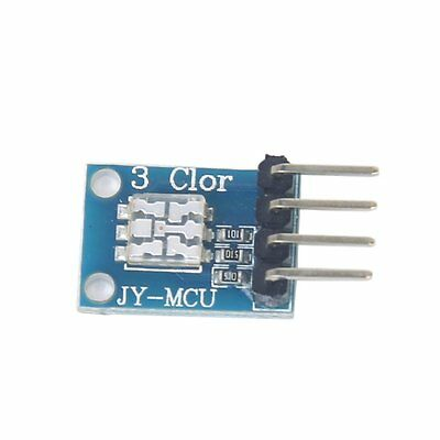 3 Color RGB SMD LED Module 5050 Full Color PWM Multicolor LED for Arduino MCU FK