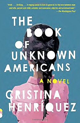 The Book of Unknown Americans NEW [PAPERBACK] FREE SHIPPING