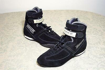 Stand 21 Racing Driving Shoes Drag Kart Stock Car Fia 86 Iso 6940 Size 40 7.5