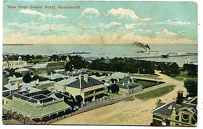 Queenscliff View from Grand Hotel c.1906