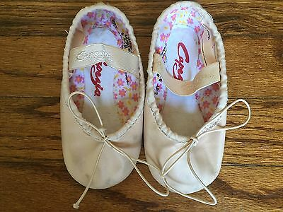 Capezio Toddler Ballet Shoes 8.5M