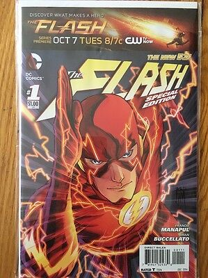 THE FLASH #1 Special Edition (2014) DC Comics New 52 NM!!