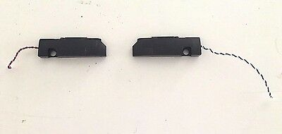 Samsung Series 9 NP900X3A Laptop Left & Right Speaker Set Genuine