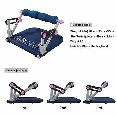 Smart Machine Wonder Core Body Exercise Ab Workout Fitness Training Home Gym