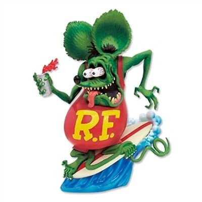 Rat Fink Kustom Figure  Surf Fink Figure