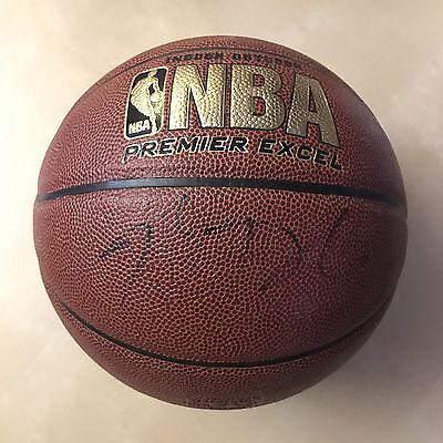 Finals MVP Kevin Durant Signed Basketball Golden State Warriors Auto