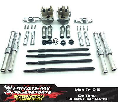 Harley Davidson Push Rods Tubes Lifters Touring Electra Glide Sport FLHS 92 #30