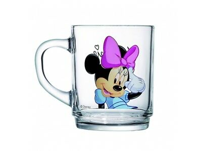 01978 Luminarc Mickey Maus - Becher Hartglas Tasse Kindergeschirr 250 ml