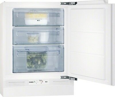 AEG AGN58210F0 Integrated Under Counter A+ Rated 60cm Frost Free Freezer