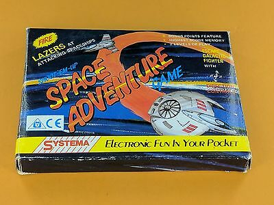 Space Adventure - Systema - Boxed - Vintage Electronic Game - Retro - Working