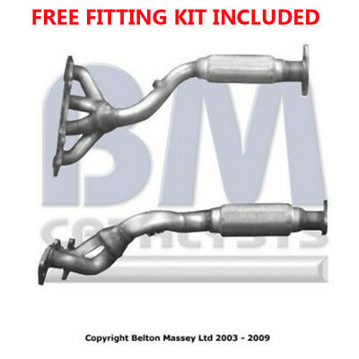 Fit with FORD FOCUS Exhaust Fr Down Pipe 70394 1.4 (Fitting Kit Included)