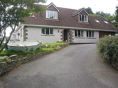 Cornwall Bed and Breakfast B & B in Gorran Haven for one week in July or August.