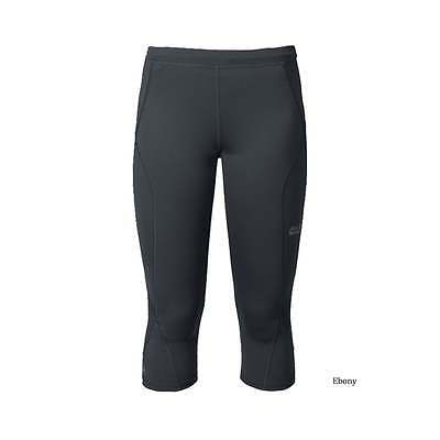 NEW Jack Wolfskin Womens Passion Trail 3/4 Tights
