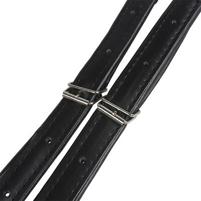 Adjustable Genuine Leather Shoulder Straps Belts for Accordion Accessories