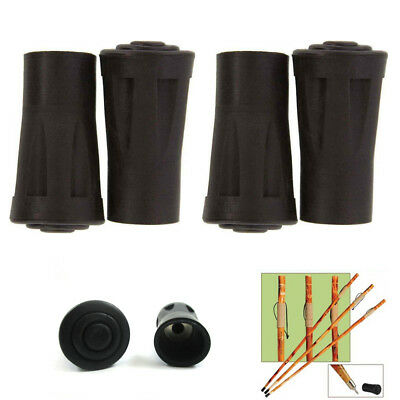 Metal Reinforced Tip Cover for Walking Hiking Trekking Sticks