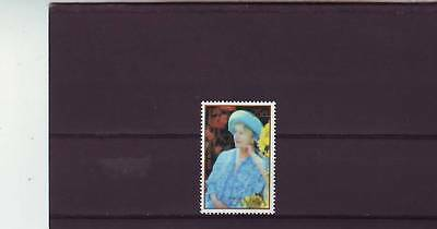 a129 - ZAMBIA - SG657 MNH 1991 SURCH 2k ON 25n - QUUEN MOTHER - CV £95.00