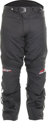 RST Pro Series 1703 Ventilator V Textile Motorcycle Motorbike Trousers - Black