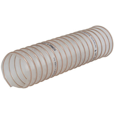 355-0160-0000, 160MM ANTISTATIC PUR 1.5MM WALL 10M, Norres Ducting