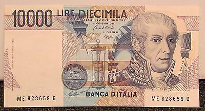1984 + 1000 Lire Italy Banknote