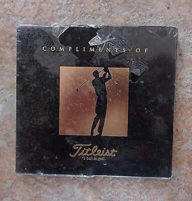 Titleist Champions of Golf - The Masters Collection 1934-1995 Factory Sealed Set