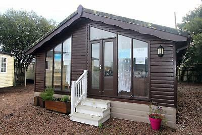 Cosalt Solent Lodge 36x20 2 bed 1999