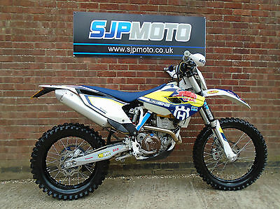 Husqvarna FE 250 2016 Excellent Condition NOW SOLD