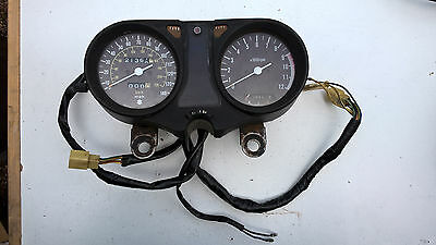 1982 Suzuki GS 1000 G (Shaft Drive) Clocks Speedo Tacho Rev Counter Fuel Gauge