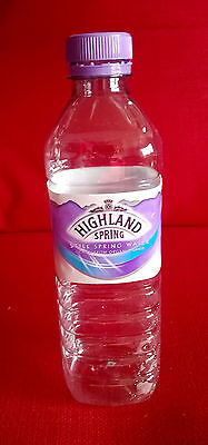 Clean fresh air from Inverness Scotland in Highland Spring bottle, Scottish air