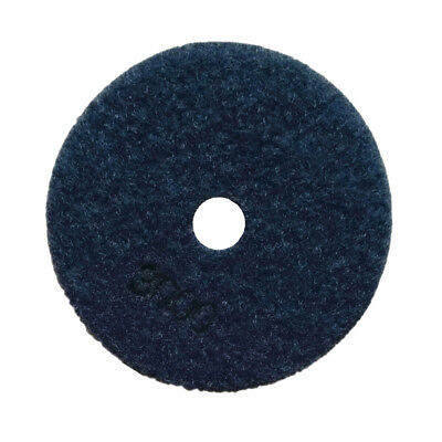 4'' Wet Dry Diamond Polishing Sanding Pad Disc Granite Concrete Glass 3000#