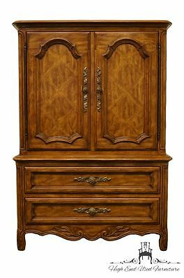 DREXEL HERITAGE Cabernet Collection Chest / Armoire 310-420