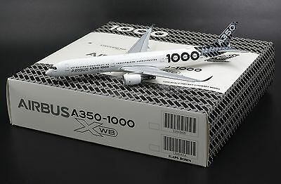 Airbus Industrie A350-1000 Flaps Down F-WLXV JC Wings 1:400 Diecast LH4040A