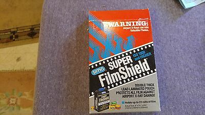 SIMA Super Film Shield X-ray Film Protection Bag Pouch Model FSS ISO 1000 Higher