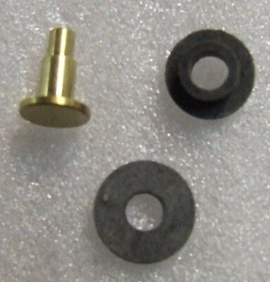 1 Set AF Repro Draw-bar to Tender Rivet Set American Flyer Replacement Part.