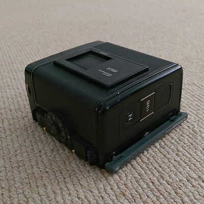 Bronica 135N back for SQ system