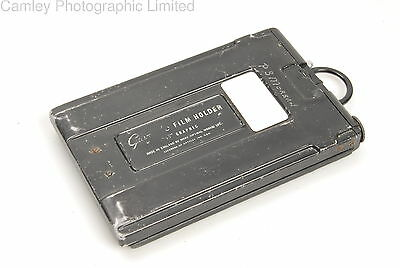Graflex Grafmatic Film Holder for 4×5. Condition – 6H [5632]