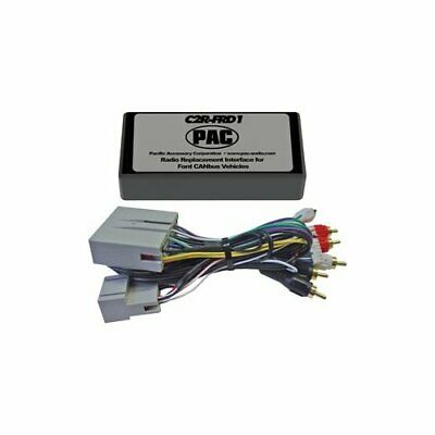 Pac C2r-frd1 Radio Replacement Interface [2007 - 2008 Ford, Lincoln & Mercury]
