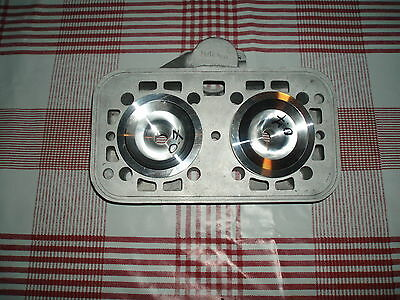 YAMAHA  TZ  350 cylinder head with inserts ICGP winner with or without exchange