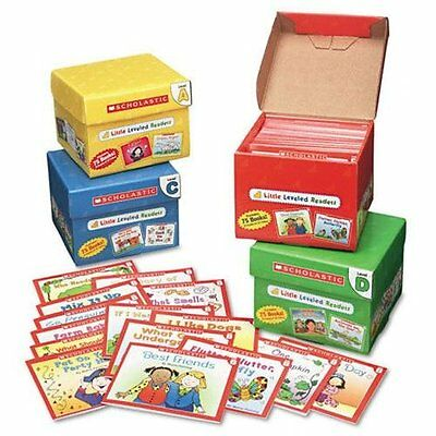 Scholastic Res. Pre K-2 Little Leveled Readers Set (0439632390)