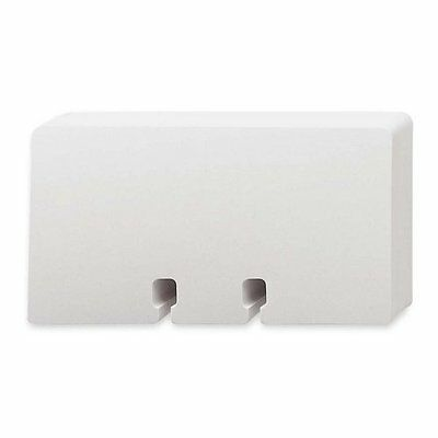 Rolodex Plain Rotary File Card Refill - Blank - White (ROL67558)