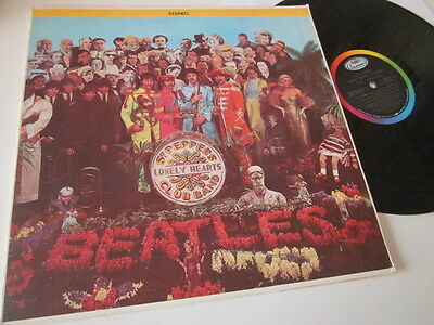 The Beatles - Sgt. Pepper's Lonely Hearts Club Band - Stampa Usa - Lp Vinile