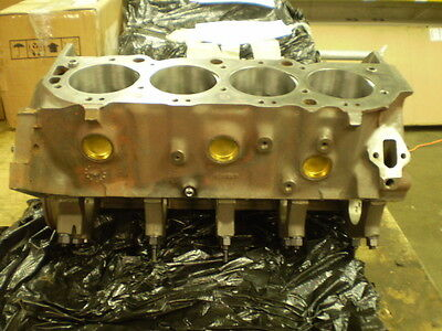 1969 396 Big Block Chevy BBC 2 Bolt Main Block Fresh .060 3955272  272 I-12-8