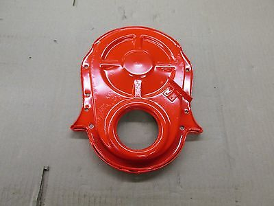 """1970 Chevelle LS6 454 8"""" Timing Chain Cover Date 1 70 1st Week Jan. 70 AOR"""